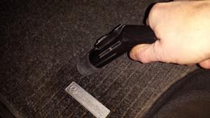 Nabízíme ruční čištění interieru vašeho vozu