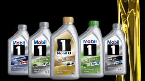 Kvalitní oleje Mobil 1