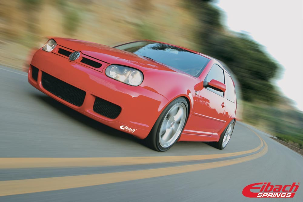 eibach_VW_Golf_Action